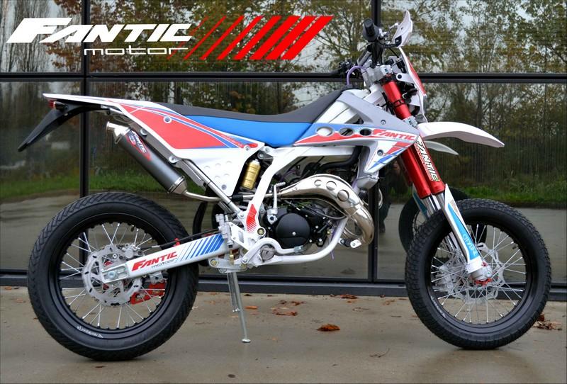 FANTIC MOTOR SM 50